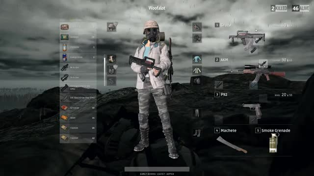 Watch and share Groza + 8x Or 15x = No :( GIFs on Gfycat