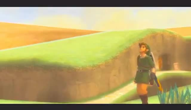 Zelda, Zelda GIFs