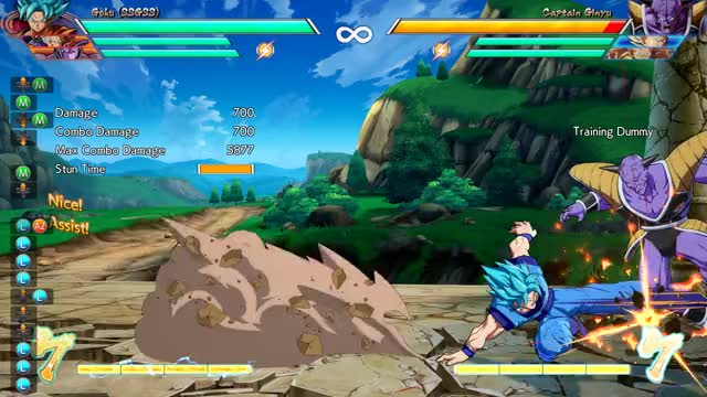 Watch and share Extended Assist Combo Part 1 GIFs on Gfycat