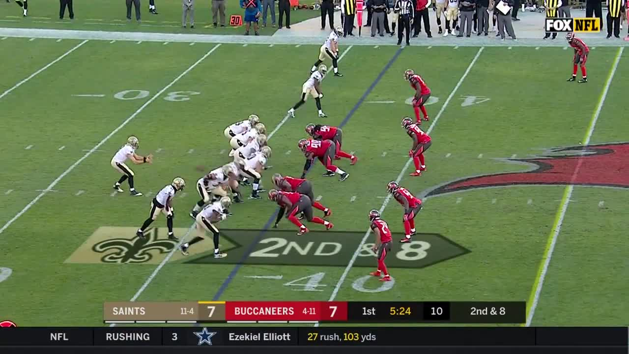 American Football, Football, NFL, afc, defense, game, highlight, highlights, nfc, offense, Saints vs. Buccaneers | NFL Week 17 Game Highlights GIFs