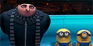 Watch and share Despicable Me 2 GIFs and Minions GIFs on Gfycat