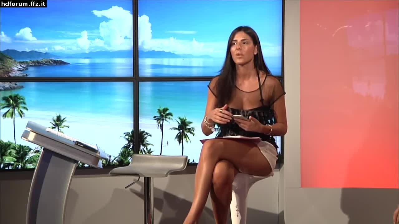 newsbabes, /r/NewsBabes Barbara Francesca GIFs