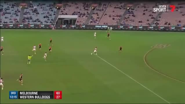 Watch and share Western Bulldogs GIFs and Match Highlights GIFs on Gfycat