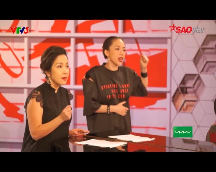 Cố vấn Diva Mỹ Linh sung không thể tưởng khi huấn luyện học trò team Tóc Tiên ảnh 2