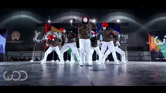 Jabbawockeez - Devastating Stereo - ABDC season 6 GIF | Find, Make