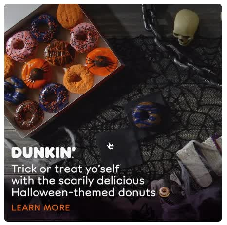 Watch and share Dunkin Example GIFs on Gfycat