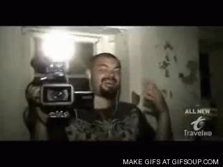 Watch sadoceany GIF on Gfycat. Discover more aaron, aaron gillespie, aarons vlog, anomaly, big steppin, billy tolley, cute, funny, gac, ghost, ghost adventures, ghost adventures crew, lmao, lol, lore, nick groff, orb, paranormal, queue, scary, travel channel, unexplained, weird, why, zak, zak bagans GIFs on Gfycat