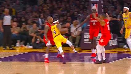 022119, Brandon Ingram — Los Angeles Lakers GIFs