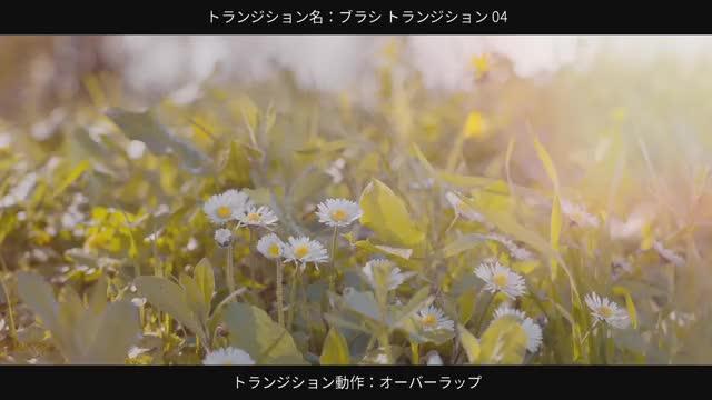 Watch and share ブラシ トランジション04:DEMO GIFs by Douga-Henshu-Bu on Gfycat