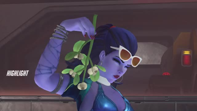 Watch widowmaker  GIF on Gfycat. Discover more highlight, overwatch GIFs on Gfycat