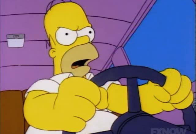 Watch Homer's Trampoline GIF by @manspider95 on Gfycat. Discover more thesimpsons GIFs on Gfycat