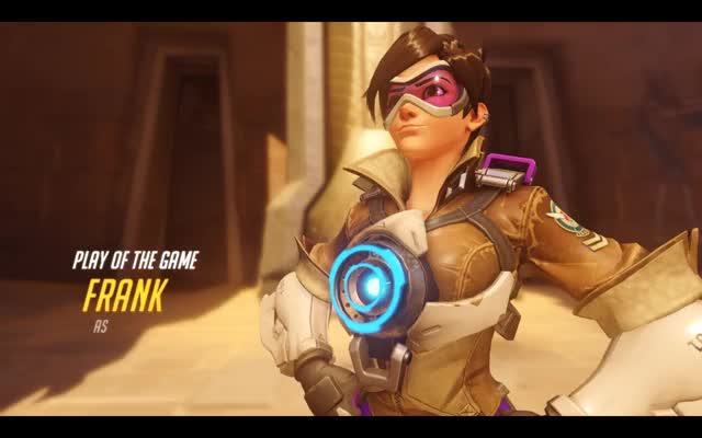 Watch Thanks Luc! GIF by @frankable on Gfycat. Discover more overwatch GIFs on Gfycat