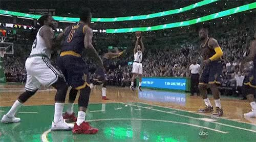 Watch and share J.R. Smith Hit Jae Crowder GIFs on Gfycat