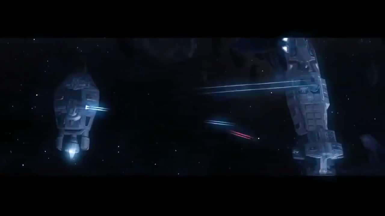 babylon 5, sg1, star wars, Space Battles 3 GIFs