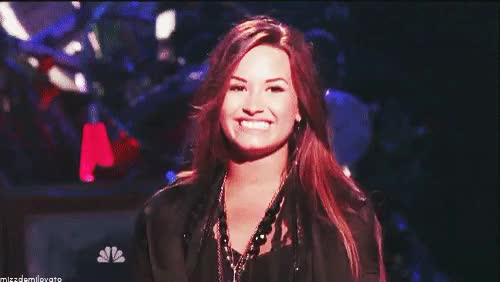 Watch and share Demi Lovato GIFs on Gfycat