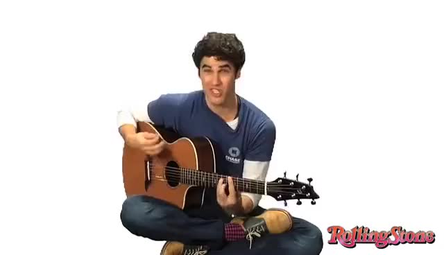 Watch Darren Criss GIF on Gfycat. Discover more Glee GIFs on Gfycat