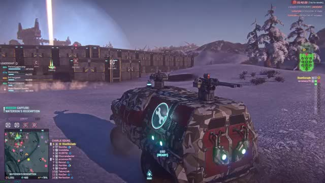 Watch and share Planetside GIFs and Sunderer GIFs on Gfycat