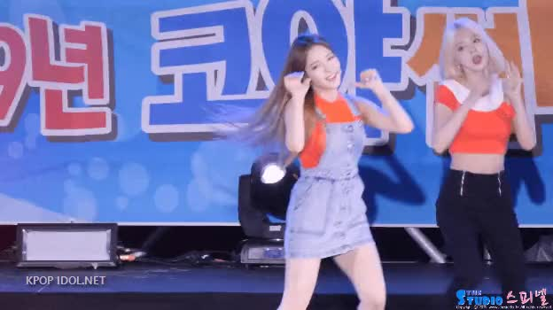 Watch and share 프로미스나인 노지선 (1) GIFs by Dfdf Tdf on Gfycat
