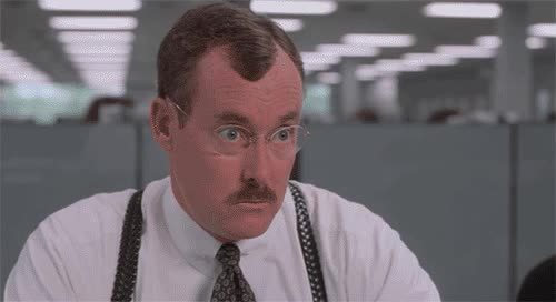 Watch and share The Bobs Office Space GIFs on Gfycat