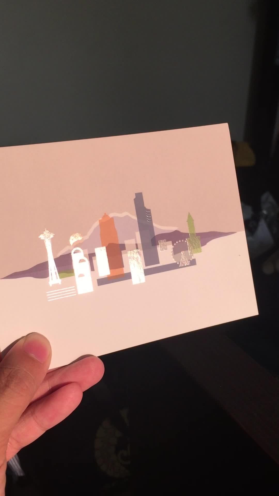 Seattle Skyline GIFs