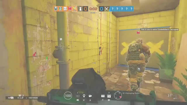 Watch and share ZaeoII TomClancysRainbowSixSiege 20190908 09-20-55 GIFs by zaolfe on Gfycat