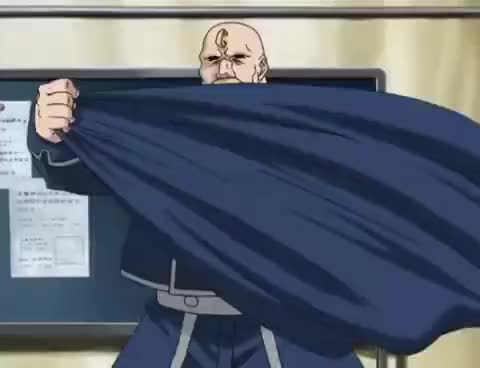 Watch and share Armstrong GIFs and Fma GIFs on Gfycat