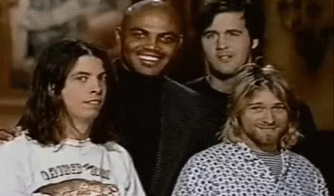 Watch and share Charles Barkley GIFs and Foo Fighters GIFs on Gfycat