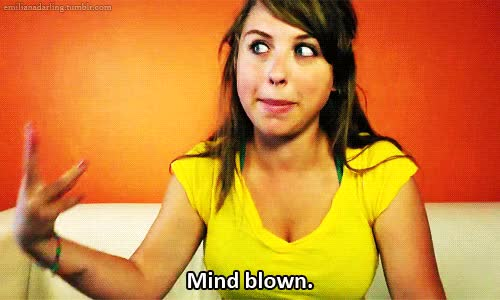 Watch Mind Blown GIF by mizznaii on Gfycat. Discover more mindblown, mindgasm, showerthoughts GIFs on Gfycat