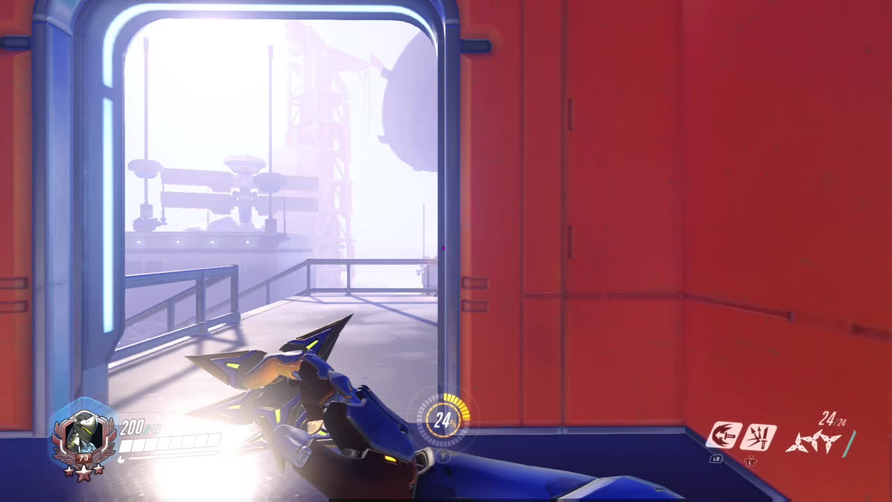 owconsole, Bubba Bishop playing Overwatch: Origins Edition GIFs
