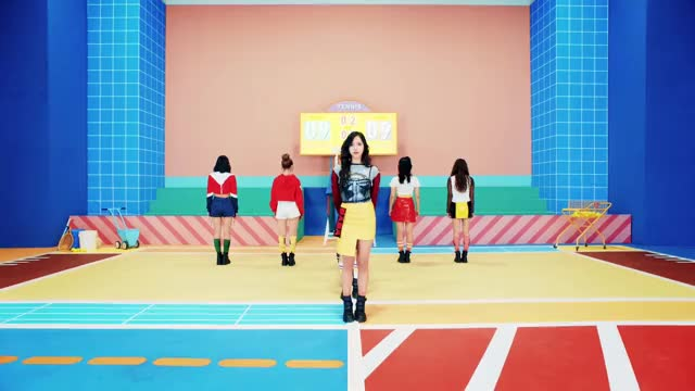 Watch and share TWICE「One More Time」Music Video GIFs by The Angry Camel on Gfycat