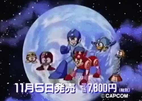 Watch and share Mega Man 6 GIFs and Megaman GIFs on Gfycat