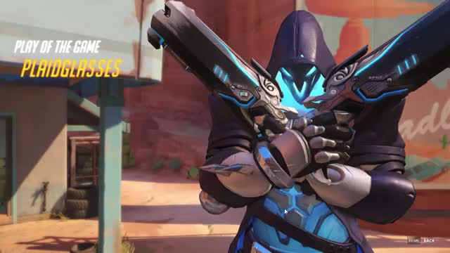 Watch and share 4kultrahd GIFs and Overwatch GIFs by plaidnglasses on Gfycat