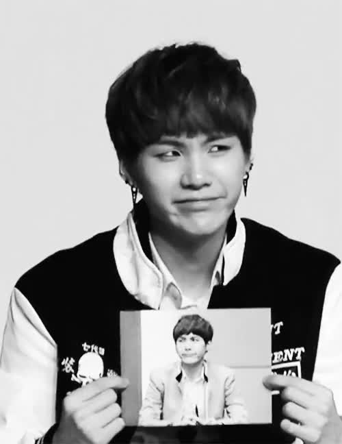 Watch and share That Face ♥ GIFs and Min Yoongi GIFs on Gfycat