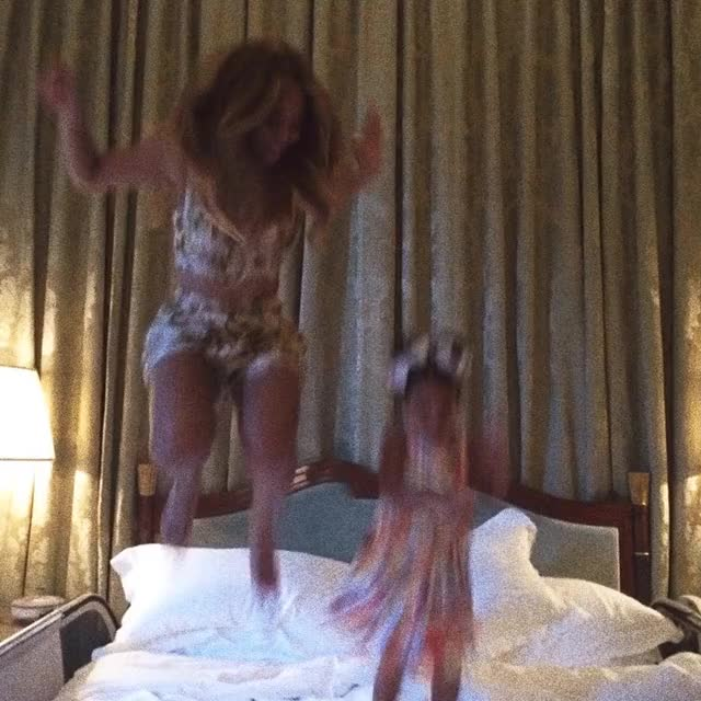 Watch blue ivy GIF on Gfycat. Discover more related GIFs on Gfycat