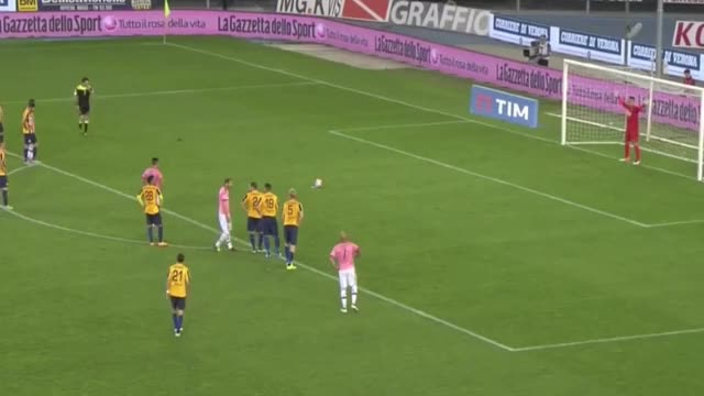 Watch and share Paulo Dybala Goal Verona 2 - 1 Juventus 2016 GIFs on Gfycat