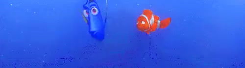 Watch and share Finding Nemo GIFs and Disney Gifs GIFs on Gfycat