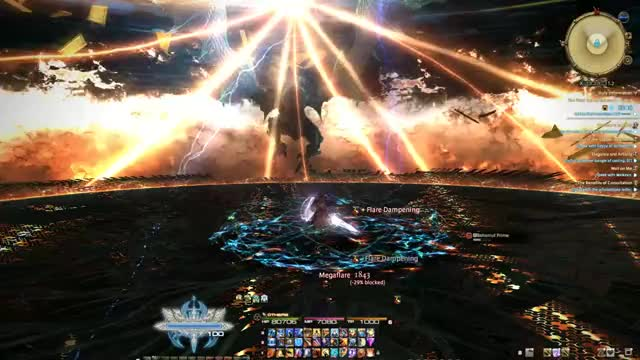 Bahamut Megaflare GIF by Humdrumified (@humdrumified) | Find, Make