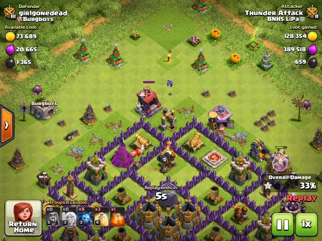Watch Hogicide GIF on Gfycat. Discover more clashofclans GIFs on Gfycat