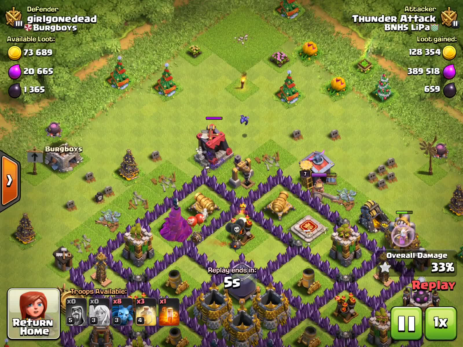 clashofclans, Hogicide GIFs
