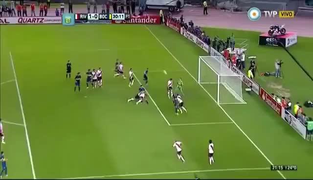 Watch and share River 1 - Boca 0 Gol Mal Anulado? GIFs on Gfycat