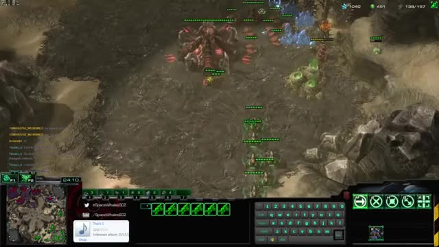 Watch and share Starcraft GIFs and Sc2 GIFs by spacewhales on Gfycat