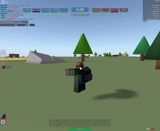 Watch and share Roblox 2019-08-15 01-52-24 GIFs by xgalax on Gfycat