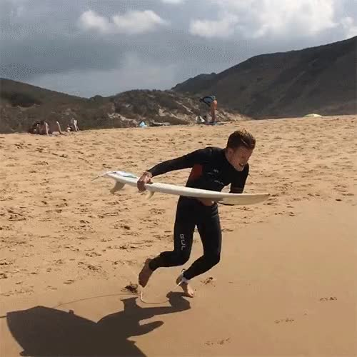 Watch and share Surf Fail GIFs on Gfycat