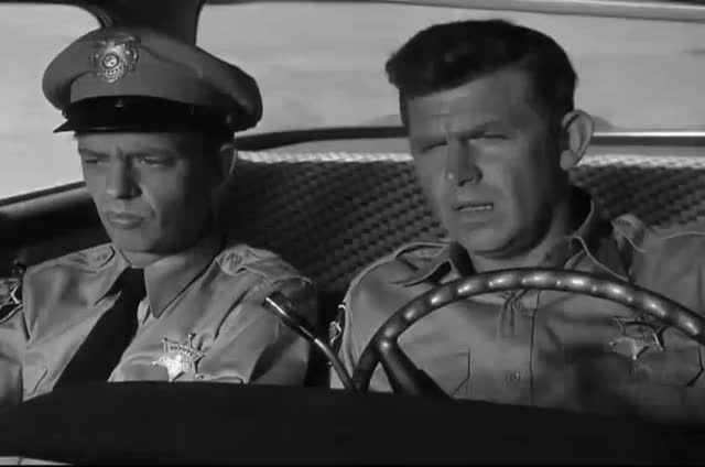 Watch and share The Andy Griffith Show S01E02 Manhunt GIFs on Gfycat