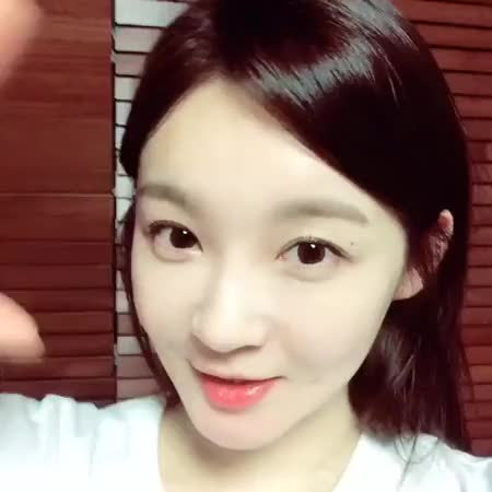 Watch and share Kang Min Kyung GIFs on Gfycat