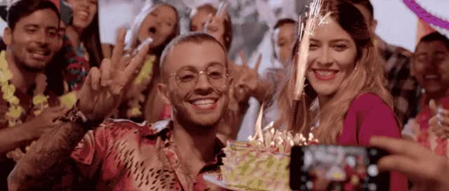 Watch and share Asi Como Suena GIFs and Birthday Party GIFs by rjtonamen on Gfycat