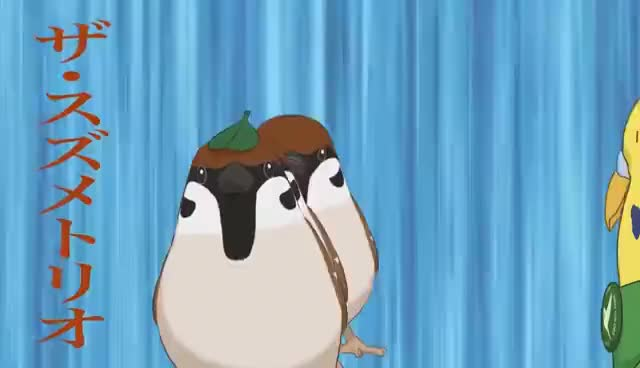 Watch アニメ インコカラーズ本編 GIF on Gfycat. Discover more related GIFs on Gfycat