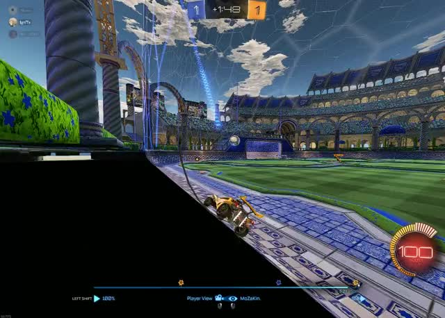 Watch and share Rocket League 2019.03.06 - 11.21.34.02 GIFs on Gfycat