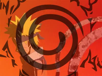 Watch and share Naruto Uzumaki GIFs and Nine Tails GIFs on Gfycat