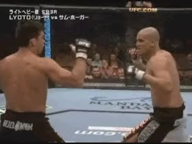 Watch [Image/GIF] Lyoto Machida's ridiculous counter left. (reddit) GIF on Gfycat. Discover more mma GIFs on Gfycat